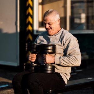 Sporten is belangrijk bij afvallen in gewicht