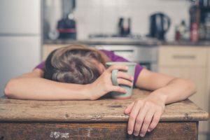 hoe werkt afvallen als je te weinig slaapt